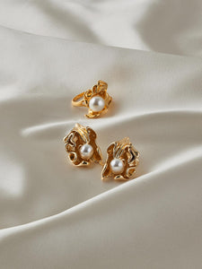 Sienna Ring & Earrings Set