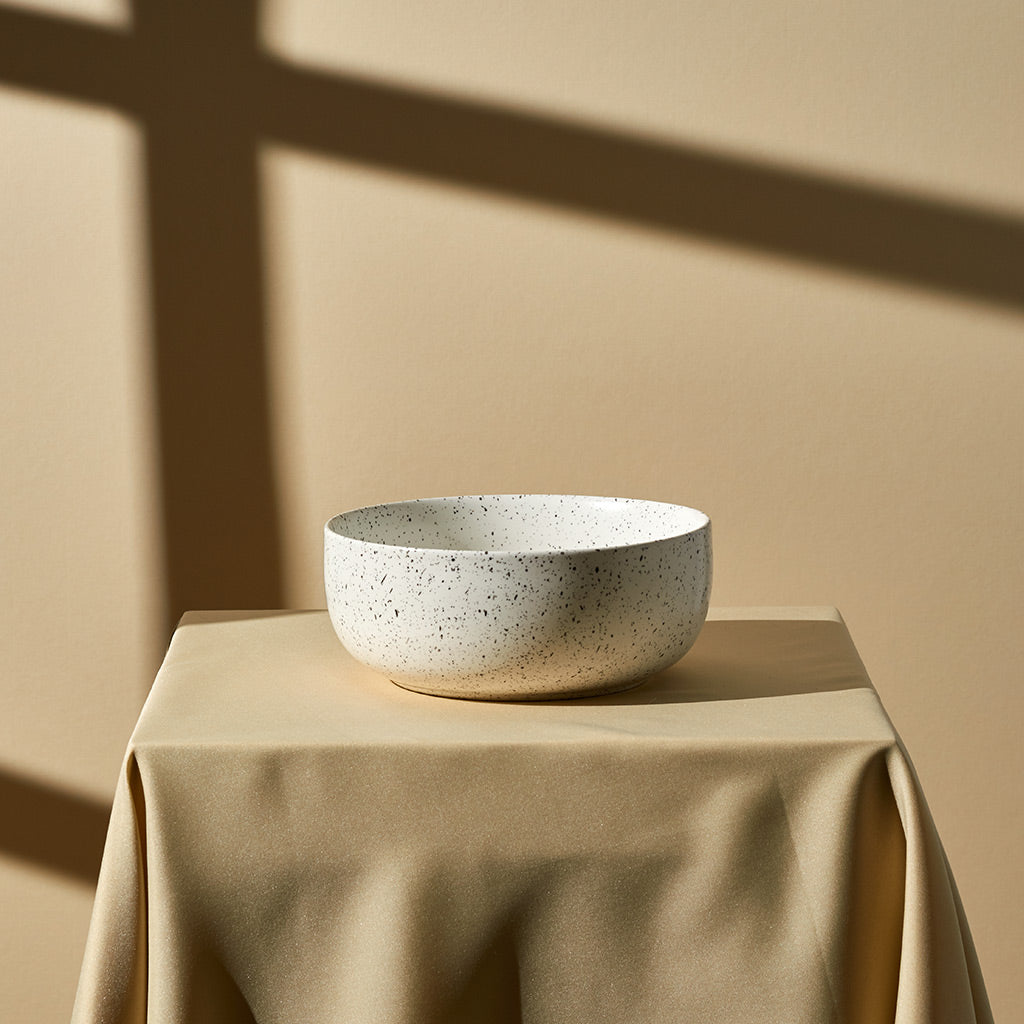 Speckled Bowl — Modern