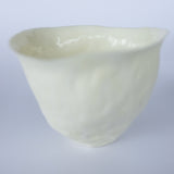 pale yellow vessel – medium