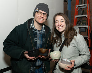 Thank you for attending Empty Bowls!