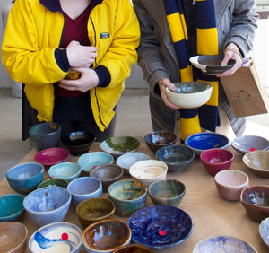 Empty Bowls Helps Fill Community