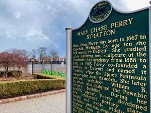 Mary Chase Perry Stratton's 152nd birthday