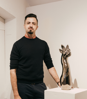 Meet José Arenivar-Gomez, the artist behind Maker/Mentor 2019 Best of Show