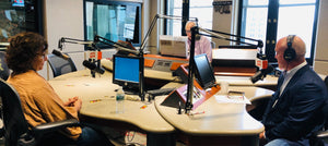 Designer Genevieve Sylvia talks to WJR during Detroit Month of Design