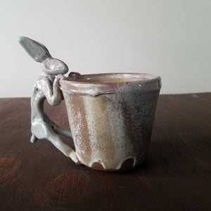 Ceramic Troy Bungart | Rabbit Mug