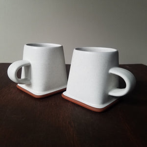 Paul Eshleman | Square Cup Set