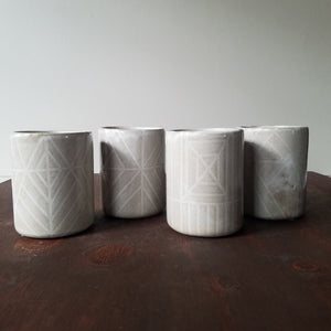 Ceramic Strange Joy | Light Cup Set