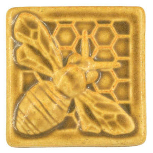 Ceramic Honeybee Tile