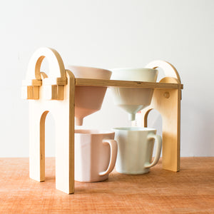 Ceramic Nick Moen | Savant Pourover
