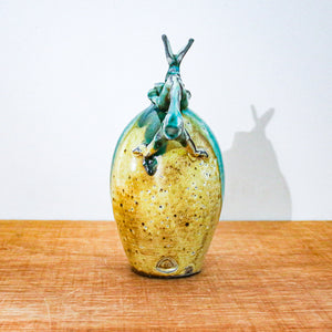 Ceramic Troy Bungart | Rabbit Bottle