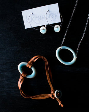 Ceramic Kim Krumrey | Jewelry Set I