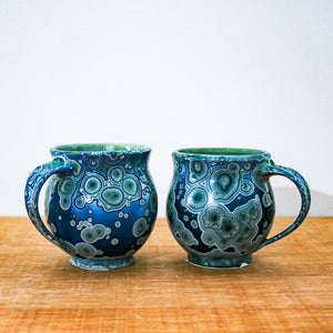 Ceramic Andy Boswell | Morning Blue Mug