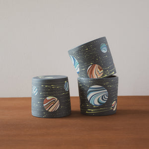 Ceramic Forest Ceramic Co. | Galaxy Series Tumbler
