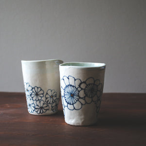 Ceramic Spako Clay | Cup Set