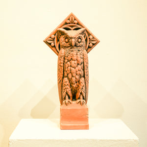 Ceramic David Ellison | Illuminati Owl