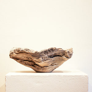 Ceramic Delyria | Small Driftwood Bowl