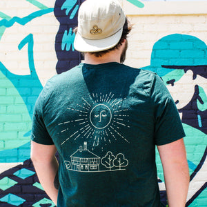 Ceramic Solar Power T Shirt