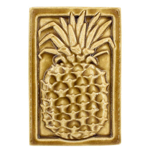Ceramic Pineapple Tile
