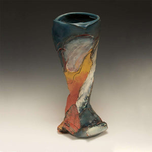 Ceramic Dusk Rock Crevasse, 1988