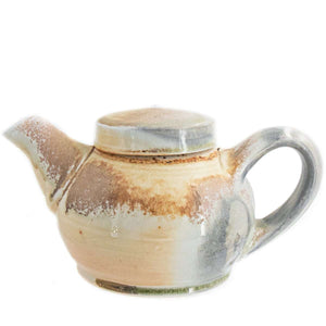 Ceramic Chris Baskin | Soda Fired Teapot