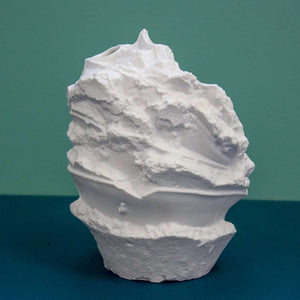 Ceramic Brian Caponi | Saggar/Form Series: Variation #6