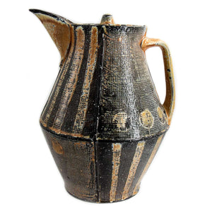 Ceramic Kenyon Hansen | Covered Pitcher