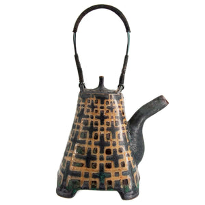 Ceramic Peter Karner | Square Teapot