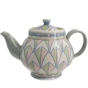 Ceramic Adam & Sarah Spector | Teapot with Inlay
