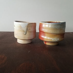 Ceramic Chris Baskin | Teabowl Set