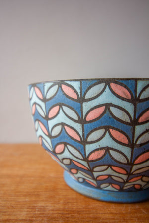 Ceramic Chris Hosbach | Geometric Bowls