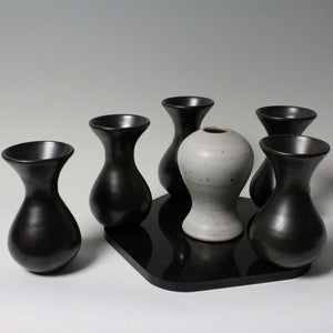 Ceramic Form and Space I