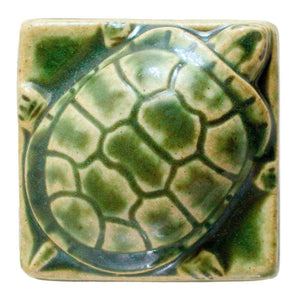 Ceramic Turtle Paperweight