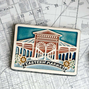 Ceramic Eastern Market Tile