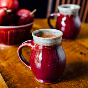 Ceramic Classic Winterberry Mug