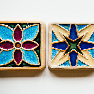 Ceramic Tile Glazing Workshop | 5/7 at 5 PM