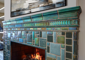 Ceramic Fisher Fireplaces