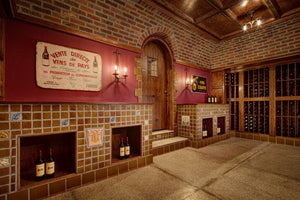 Ceramic Harper House Wine Cellar