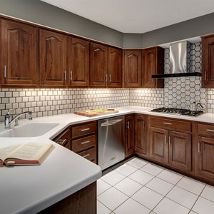 Ceramic The Stahl Backsplash