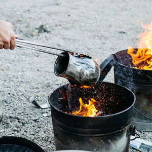 Ceramic Raku Party | 10:00 AM