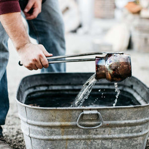 Ceramic Raku Party | 10:30 AM