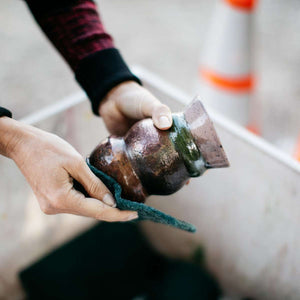 Ceramic Raku Party | 11:00 AM