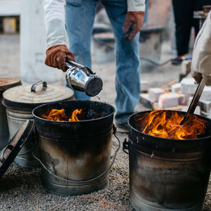 Ceramic Raku Party | 11:30 AM