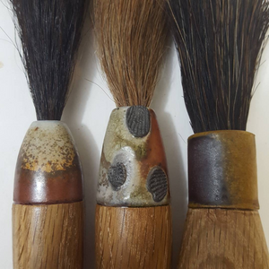 Ceramic Brush Set II