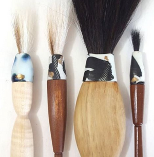 Ceramic Brush Set I