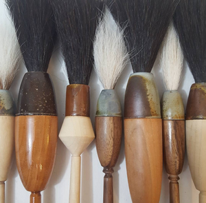 Ceramic Brush Set III