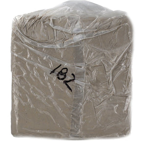 Ceramic 25 Lb Bag of White Stoneware Clay