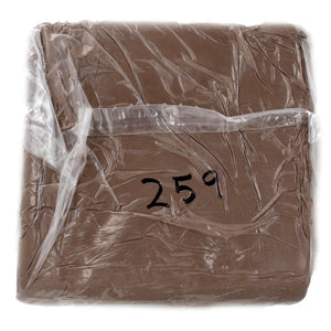 Ceramic 25 Lb Bag of Brown Stoneware Clay