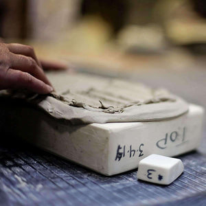 Ceramic Wednesday PM Tile Making | Session 1