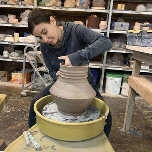 Ceramic Wednesday PM Intermediate Wheel | Session 2
