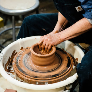 Ceramic Monday AM Wheel | Independent Study Lab - Winter 21 Session 2